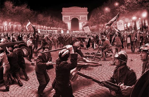 چه چیزی برخی شهرها را به میدان وقوع انقلاب تبدیل میکند؟