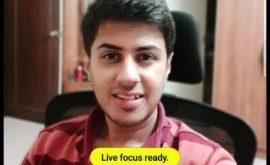 قابلیت Live Focus در پلتفرم One UI سامسونگ به دوربین سلفی افزوده شد