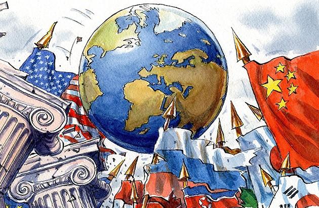 جهانیشدن پیامآور صلح بود، اما میدان جنگ شد